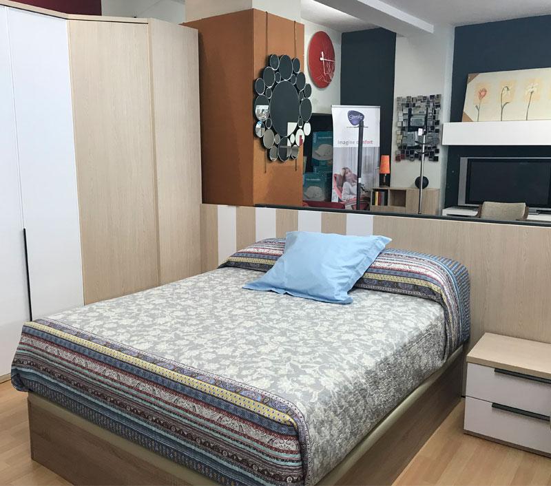 Muebles y decoración para dormitorios en Gipuzkoa