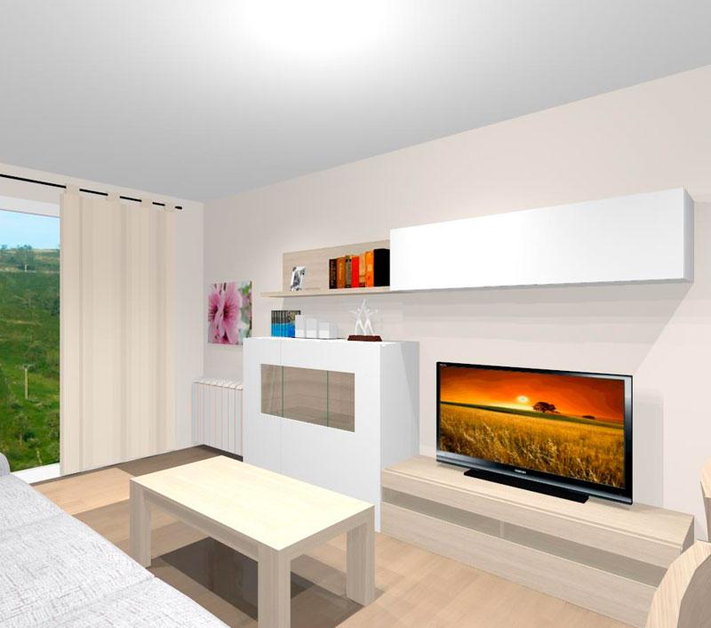 Muebles y decoración para salones en Gipuzkoa