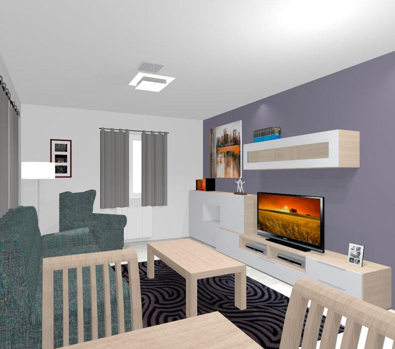 Proyectos de decoración e interiorismo en 3D en Gipuzkoa